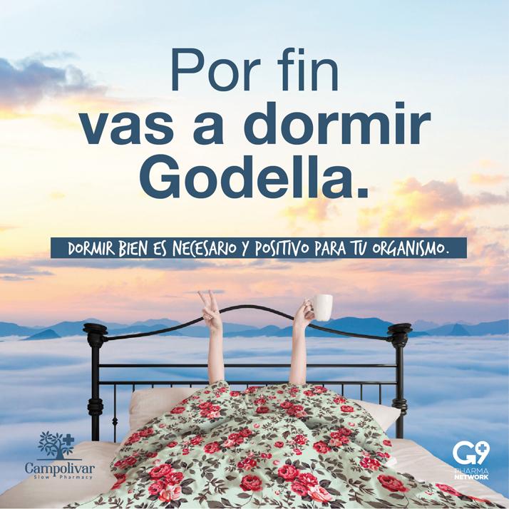 A dormir Godella